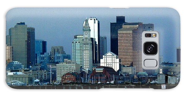 Port Of Boston Galaxy Case