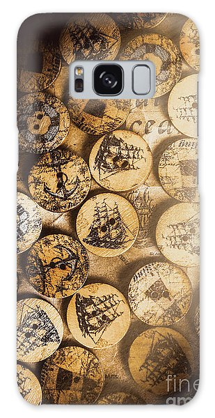 Shipping Galaxy Case - Port Of Corks At The Old Sail Tavern by Jorgo Photography - Wall Art Gallery