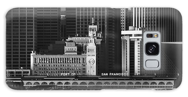 Port Of San Francisco Galaxy Case