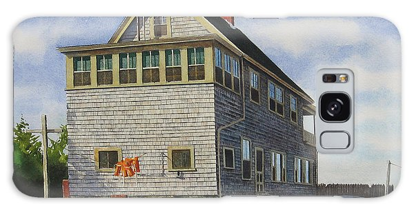 Porter House Galaxy Case