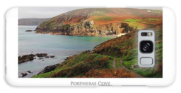 Portheras Cove Galaxy Case