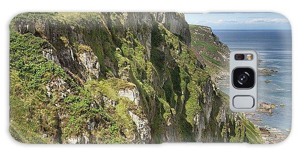 Portkill Cliffs Galaxy Case