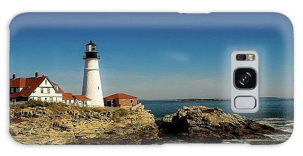 Portland Head Lighthouse 7 Galaxy Case