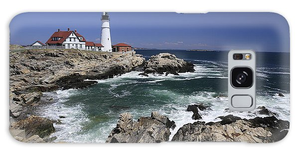 Portland Head Lighthouse, Maine, Usa Galaxy Case