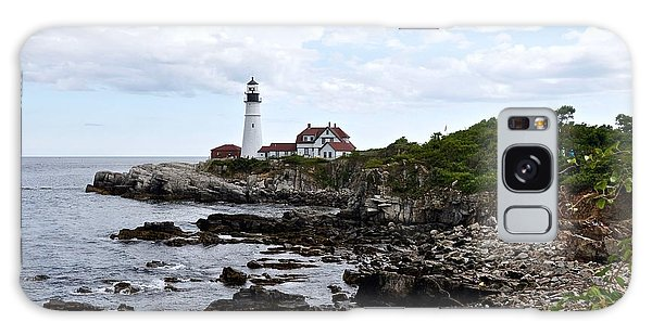 Portland Headlight II Galaxy Case