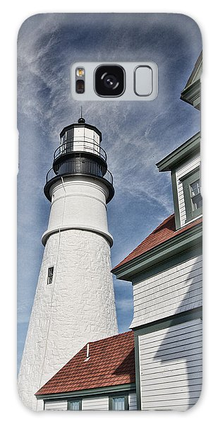 Portland Headlight Partial Galaxy Case