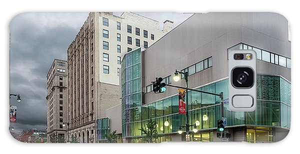 Portland Public Library, Portland, Maine #134785-87 Galaxy Case