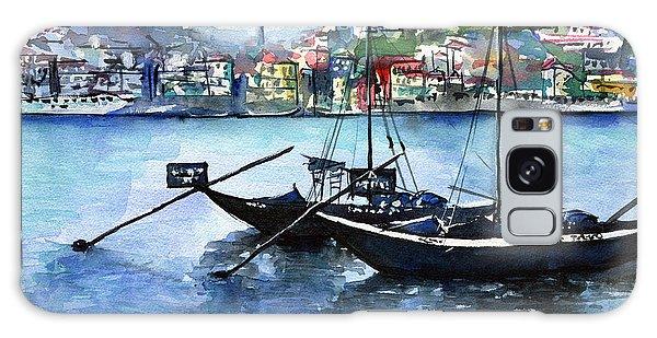 Porto Rabelo Boats Galaxy Case