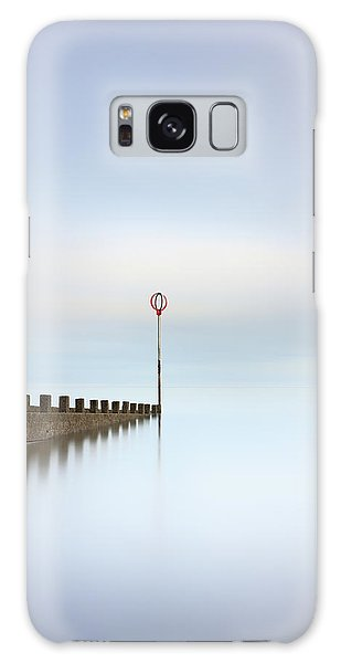 Galaxy Case featuring the photograph Portobello Long Exposure by Grant Glendinning
