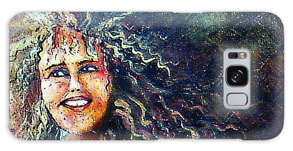 Portrait Me Galaxy Case