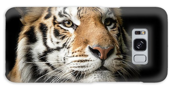 Portrait Of A Bengal Tiger Galaxy Case