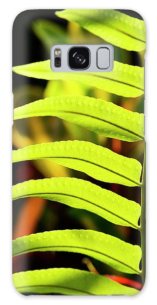 Portrait Of A Fern Galaxy Case