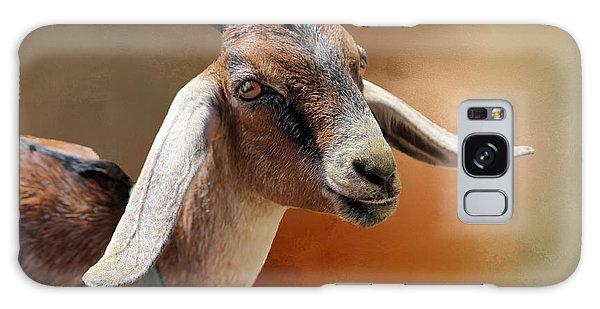 Portrait Of A Goat Galaxy Case