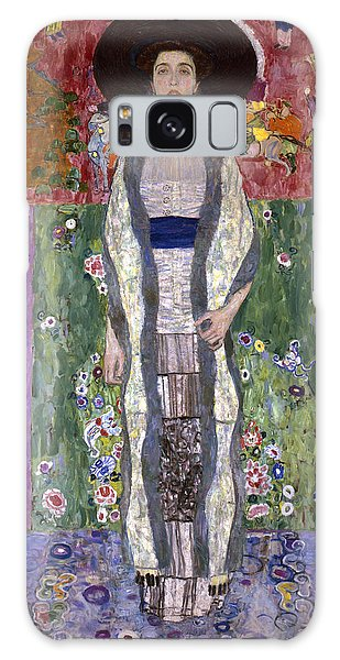Adele Galaxy S8 Case - Portrait Of Adele Bloch-bauer II by Gustav Klimt