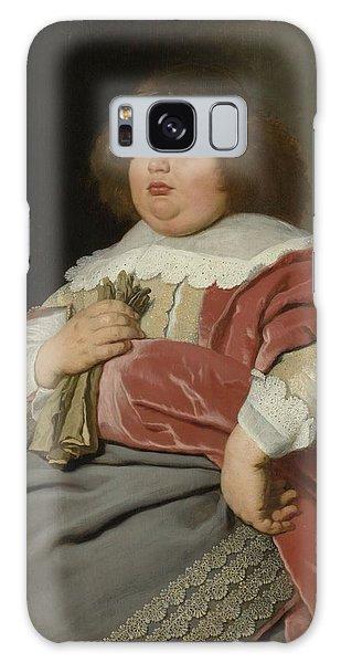 Portrait Of Gerard Andriesz Bicker, 1642 Galaxy Case