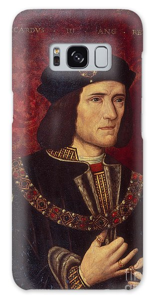 Monarch Galaxy Case - Portrait Of King Richard IIi by English School