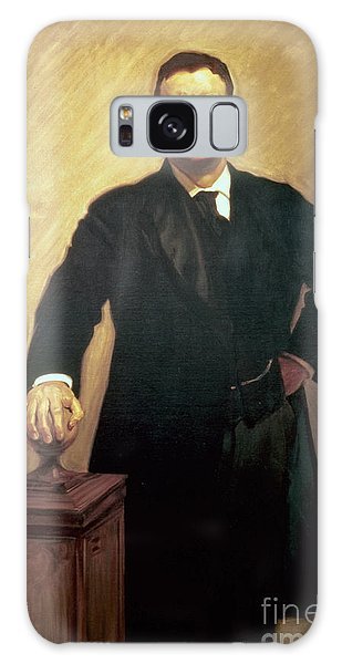 Crt Galaxy Case - Portrait Of Theodore Roosevelt by John Singer Sargent