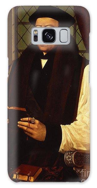 Crt Galaxy Case - Portrait Of Thomas Cranmer by Gerlach Flicke
