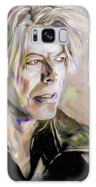 Portrait Of Bowie Galaxy Case