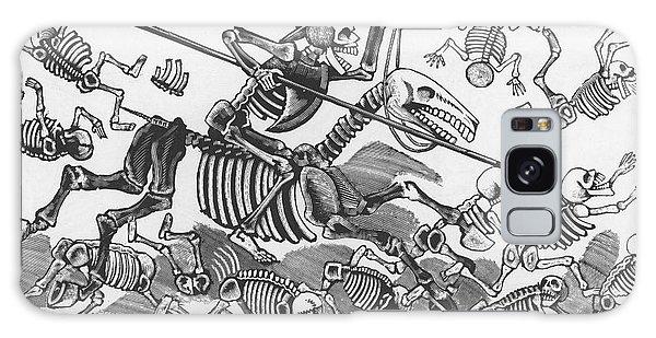 Calavera Galaxy Case - Posada: Don  Quijote by Granger