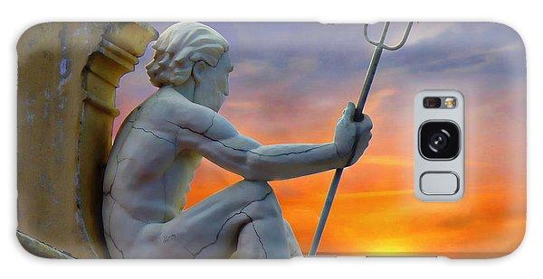 Poseidon - God Of The Sea Galaxy Case