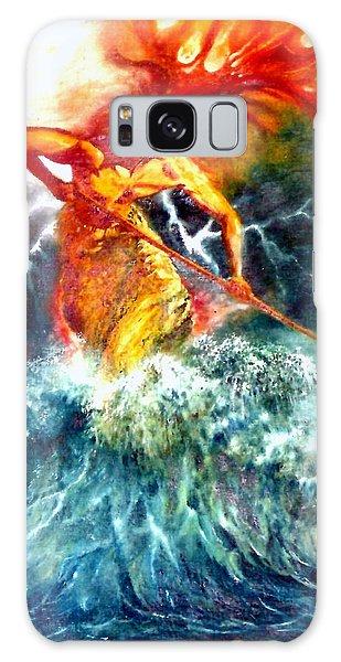Poseidon Galaxy Case by Henryk Gorecki