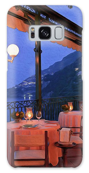 Positano, Beauty Of Italy - 05 Galaxy Case