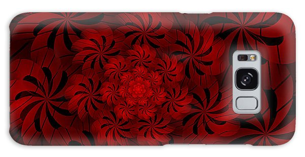 Positively Red Galaxy Case