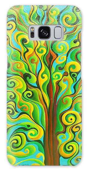 Positronic Spirit Tree Galaxy Case