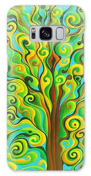 Positronic Spirit Tree Galaxy Case