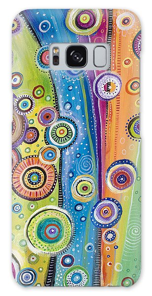Possibilities Galaxy Case by Tanielle Childers