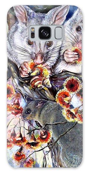 Possum Family Galaxy Case