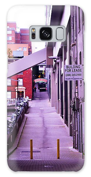 Post Alley, Seattle Galaxy Case