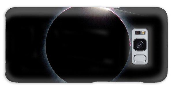 Post Diamond Ring Effect Galaxy Case