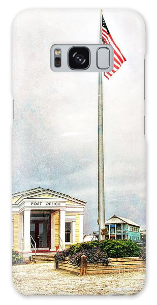 Post Office In Seaside Florida Galaxy Case
