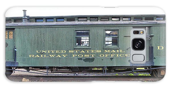 Railway Post Office Galaxy Case