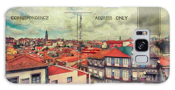 postcard of Porto Galaxy Case
