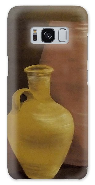 Pottery Galaxy Case by Annemeet Hasidi- van der Leij