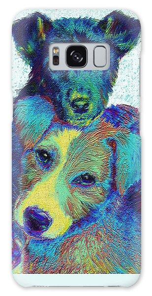 Pound Puppies Galaxy Case