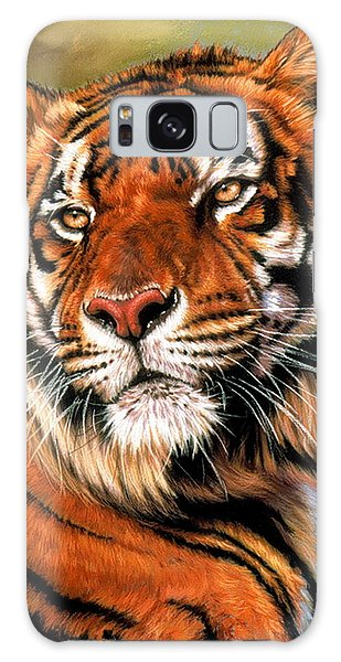 Power And Grace Galaxy Case by Barbara Keith
