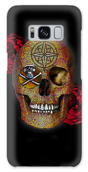 Power And Wisdom Galaxy Case by Iowan Stone-Flowers