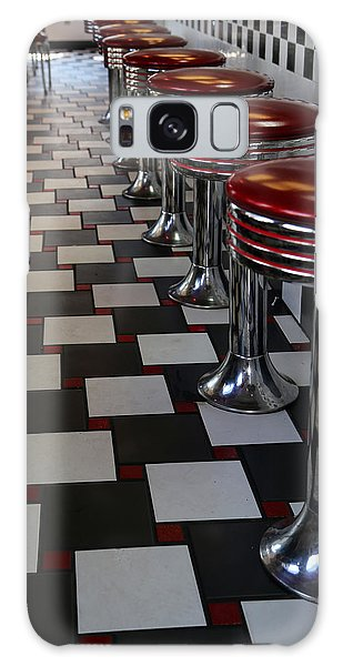 Power's Diner Port Huron Galaxy Case