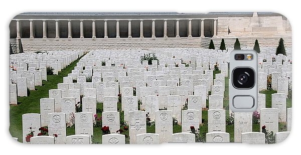 Pozieres British Cemetery Galaxy Case