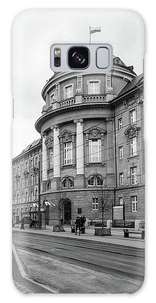 Poznan University Of Medical Sciences Galaxy Case