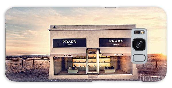 Prada Store Galaxy Case