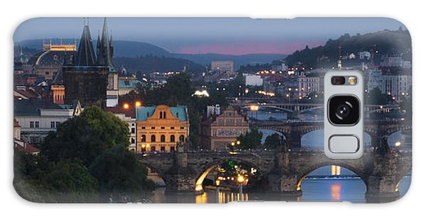 Prague - Most Beautiful City In The World Galaxy Case