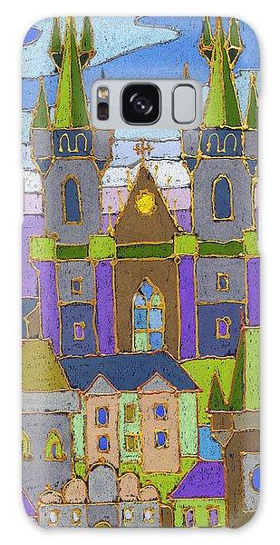 Building Galaxy Case - Prague Panorama by Yuriy Shevchuk