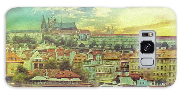 Prague Riverview Galaxy Case