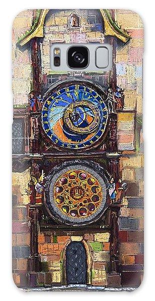 Clock Galaxy Case - Prague The Horologue At Oldtownhall by Yuriy Shevchuk