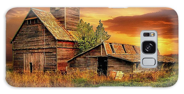 Prairie Barns Galaxy Case